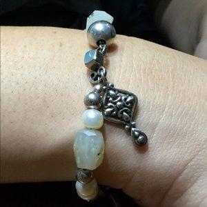 Jewelry - Blue Peruvian Opal Bracelet